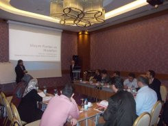 Education For Konya Metropolitan Municipality Staff