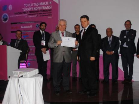Toplu Taşımacılık Türkiye Konferansı Gerçekleştirildi