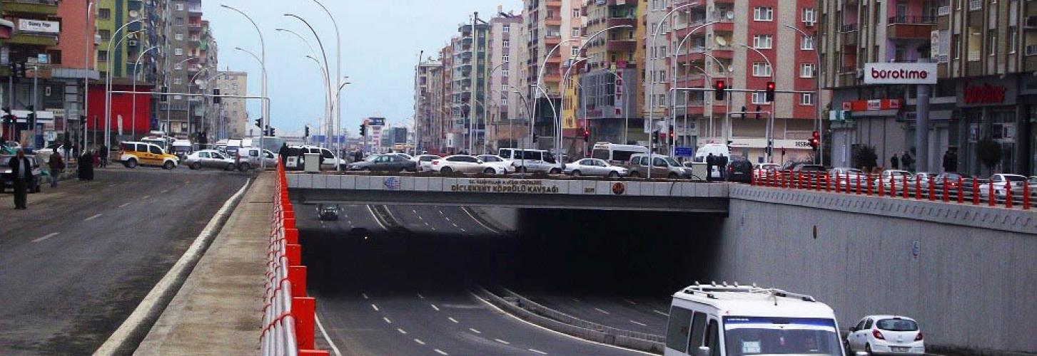 Diclekent-Urfa Road Intersection Interchange, Underpass And Road Implementation Projects