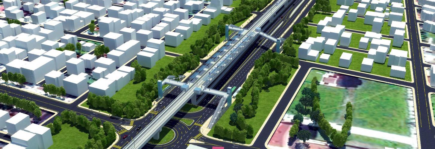 Kocaeli North Light Rail System (LRT) Line Projects And Feasibility Studies