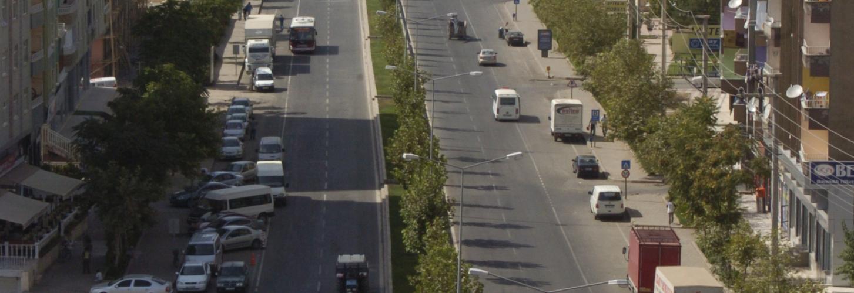 Diyarbakır Transportation Master Plan