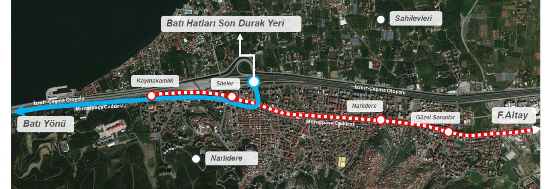 İzmir Toplu Taşıma Ana Planı