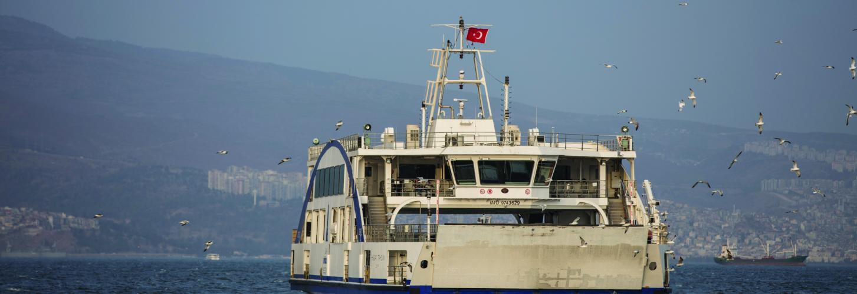 İzmir Public Transport Master Plan