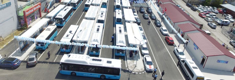 Erzurum Traffic and Smart City Master Plan