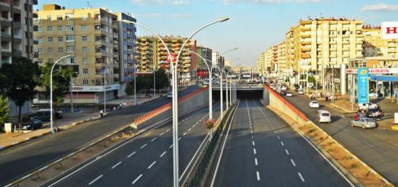 Diclekent-Urfa Yolu Kesişimi Kavşak, Altgeçit ve Yol Uygulama Projeleri