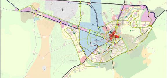 Erzurum Urban Transportatıon Master Plan 2030