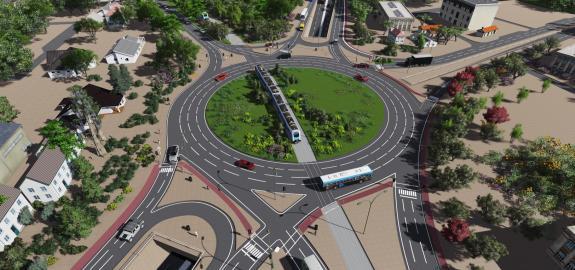 Erzurum Urban Rail System Line Feasibility Studies Preparation Work