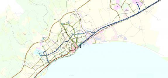 Mersin Transportation Master Plan Revision 2030