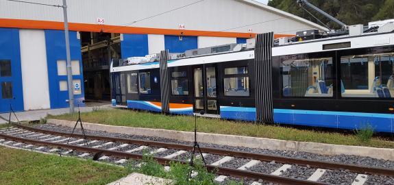 Antalya Raylı Sistem 2. Aşama Araç Alım Müşavirliği ve 3. Aşama Etüt Proje Temini Müşavirliği