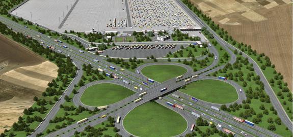 Silopi Çevreyolu ve Köprülü Kavşak Bağlantısı ile Tır Parkı Altyapısı Etüt Projeleri