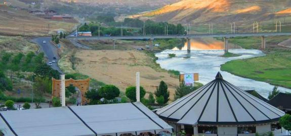 Alternative Bridge Project To The Ten Arches Brıdge In Diyarbakır On The Tigris River
