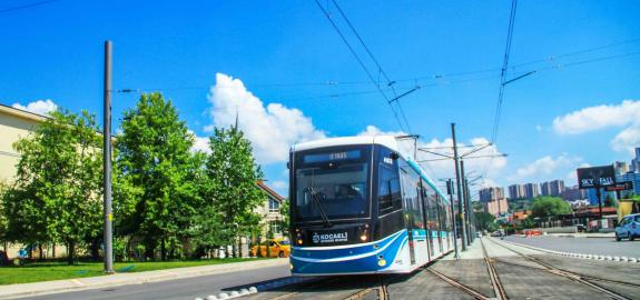 Kocaeli Sekapark-Otogar Tramline Preliminary and Implementation Projects