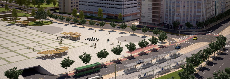 Kocaeli Sekapark-Otogar Arası Tramvay Hattı Avan ve Uygulama Projeleri