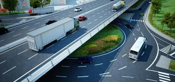 Mersin-Adana D400 State Highway