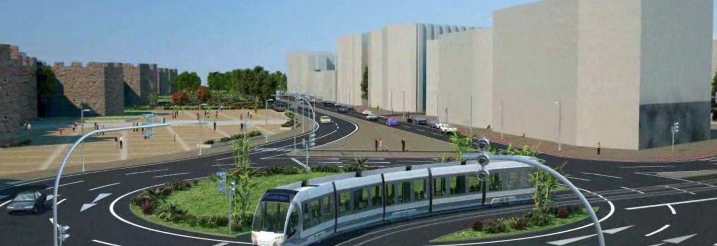 Diyarbakir Urban Rail System Line Preliminary and Final Projects