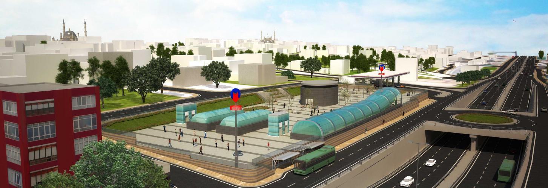 Kocaeli North Light Rail System (LRT) Line Projects And Feasibility Studies