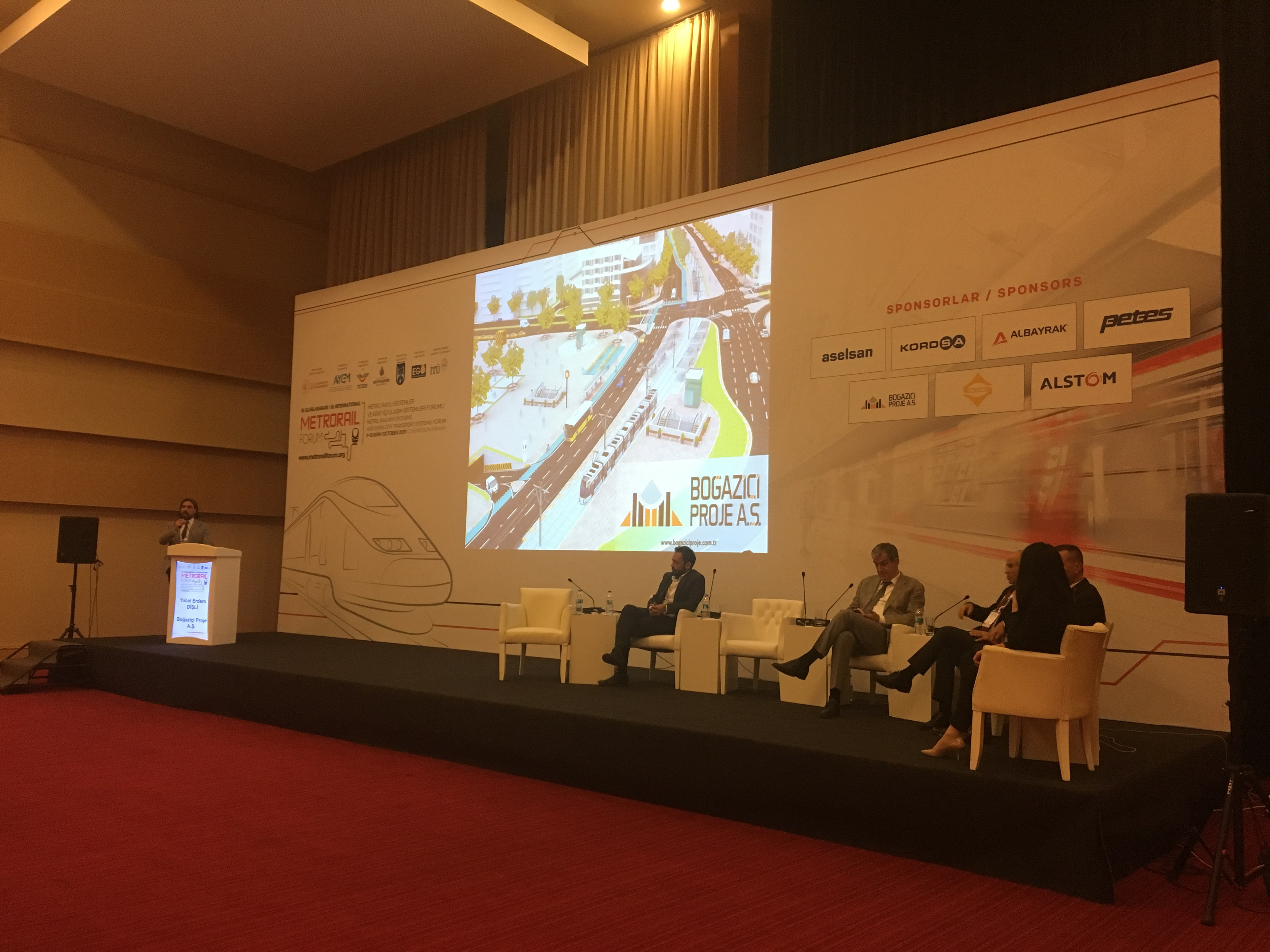 We Attended the 3rd International MetroRail Forum