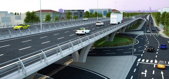 Kocaeli D-100 Topçular Bridge Crossing Implementation Project